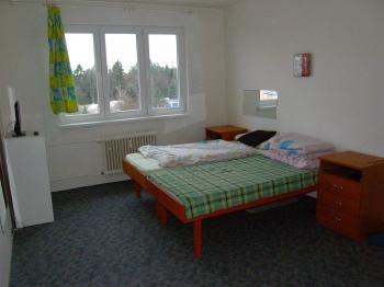 Pokoj 1 - Pronájem bytu 2+1 v osobním vlastnictví 54 m², Jihlava