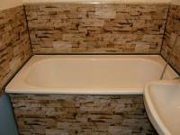 Koupelna - Pronájem bytu 2+1 v osobním vlastnictví 54 m², Jihlava