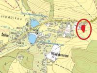 Prodej pozemku, 1733 m2, Kamenice