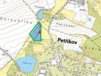 Prodej pozemku, 10614 m2, Petříkov
