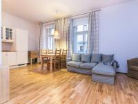 Pronájem bytu 2+kk v osobním vlastnictví, 65 m2, Praha 5 - Smíchov
