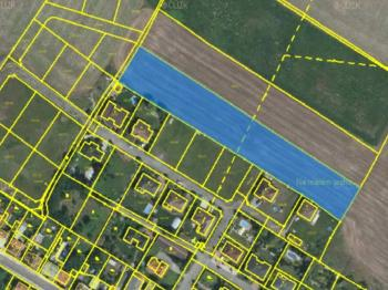 Návaznost na stávající zástavbu a komunikace - Prodej pozemku 6088 m², Český Brod