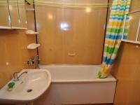 Koupelna - Prodej bytu 3+1 v osobním vlastnictví 82 m², Písek