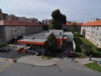 Pohled na západní stranu - Prodej bytu 3+1 v osobním vlastnictví 82 m², Písek