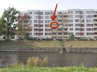 Umístění bytu (východ) - Prodej bytu 3+1 v osobním vlastnictví 82 m², Písek