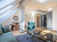 Pronájem bytu 3+kk v osobním vlastnictví, 113 m2, Praha 10 - Vršovice