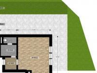 Pronájem komerčního objektu (jiný), 44 m2, Praha 9 - Letňany