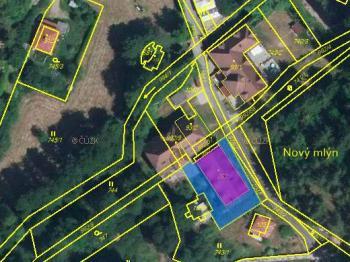 Prodej pozemku 484 m², Kladno