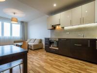 Pronájem bytu 2+kk v osobním vlastnictví, 43 m2, Praha 9 - Vysočany