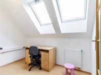 Pracovna - Prodej domu v osobním vlastnictví 205 m², Horoměřice