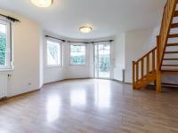 Obývací pokoj - Prodej domu v osobním vlastnictví 205 m², Horoměřice