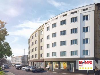 Prodej bytu 1+kk v osobním vlastnictví, 50 m2, Praha 10 - Vršovice