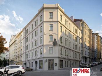 Prodej bytu 2+kk v osobním vlastnictví, 66 m2, Praha 3 - Žižkov