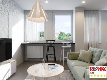 Prodej bytu 2+kk v osobním vlastnictví, 34 m2, Praha 2 - Vinohrady