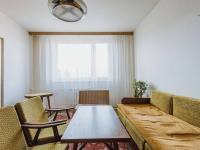 Obývací pokoj - Prodej bytu 2+1 v družstevním vlastnictví 59 m², Brno