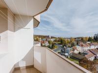 Lodžie/výhled z ní - Prodej bytu 2+1 v družstevním vlastnictví 59 m², Brno