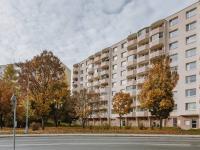 Pohled na dům - Prodej bytu 2+1 v družstevním vlastnictví 59 m², Brno