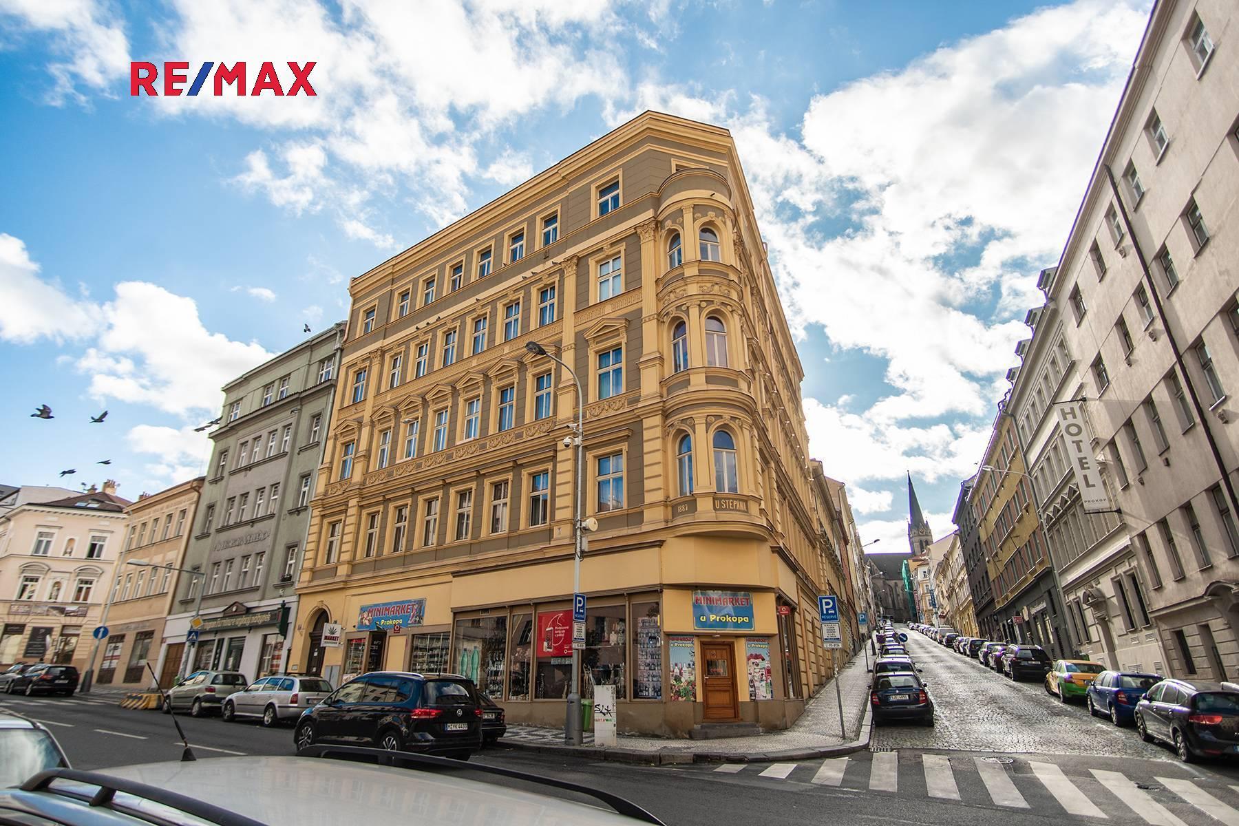 Byt 1+1 na pronájem, Praha 3 (Žižkov)