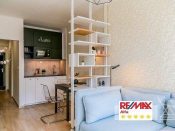 Prodej bytu 1+kk v osobním vlastnictví 36 m², Praha 5 - Jinonice