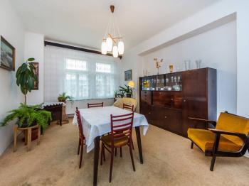 Prodej bytu 2+kk v osobním vlastnictví, 52 m2, Praha 8 - Libeň