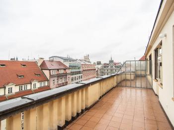 Pronájem bytu v osobním vlastnictví, 45 m2, Praha 1 - Nové Město