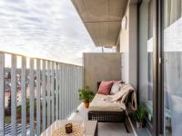 Pronájem bytu 1+kk v osobním vlastnictví, 31 m2, Praha 10 - Hostivař