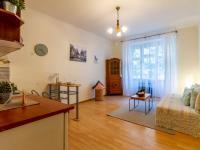 Pronájem bytu 1+kk v osobním vlastnictví, 26 m2, Praha 3 - Žižkov