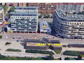 Pronájem komerčního prostoru (obchodní), 570 m2, Praha 5 - Stodůlky