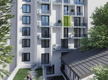 Prodej bytu 1+kk v osobním vlastnictví, 25 m2, Praha 5 - Smíchov