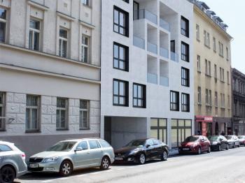Prodej bytu 1+kk v osobním vlastnictví, 36 m2, Praha 5 - Smíchov