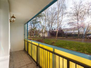 lodžie - Prodej bytu 3+1 v osobním vlastnictví 54 m², Praha 9 - Prosek