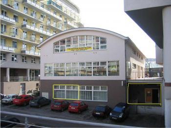Pronájem komerčního prostoru (skladovací) v osobním vlastnictví, 410 m2, Praha 5 - Stodůlky