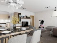 Prodej bytu 3+1 v osobním vlastnictví, 87 m2, Praha 4 - Nusle