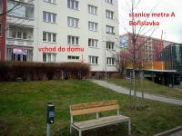 Pronájem bytu 3+1 v osobním vlastnictví, 72 m2, Praha 6 - Vokovice