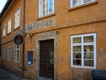 Pronájem komerčního prostoru (kanceláře) v osobním vlastnictví, 40 m2, Praha 1 - Staré Město