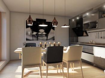 Prodej bytu 4+kk v osobním vlastnictví, 158 m2, Praha 6 - Ruzyně