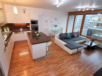 Prodej bytu 3+kk v osobním vlastnictví 102 m², Praha 5 - Hlubočepy