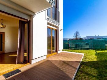 Prodej bytu 2+kk v osobním vlastnictví, 51 m2, Mníšek pod Brdy