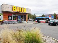 Supermarkety BILLA a PENNY v Mníšku pod Brdy - Prodej bytu 2+kk v osobním vlastnictví 51 m², Mníšek pod Brdy