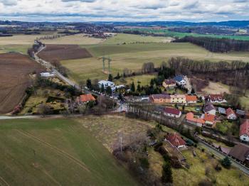 Prodej pozemku, 1544 m2, Pyšely
