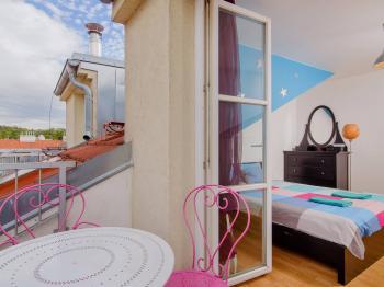 Pronájem bytu 2+kk v osobním vlastnictví, 51 m2, Praha 3 - Žižkov