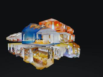 Vyrtuáoní problídka na vyžádání (tel. 608 901 849) - Prodej komerčního objektu 3450 m², Ptýrov