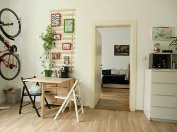 Pronájem bytu 1+1 v osobním vlastnictví, 45 m2, Praha 8 - Libeň