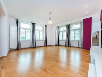 Prodej bytu 4+kk v osobním vlastnictví, 124 m2, Praha 3 - Vinohrady