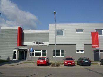 Pronájem komerčního prostoru (kanceláře) v osobním vlastnictví, 42 m2, Brno