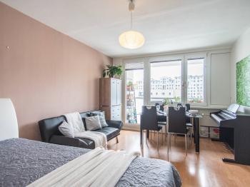 Prodej bytu 3+1 v osobním vlastnictví, 72 m2, Praha 9 - Letňany
