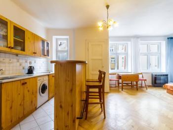 Pronájem bytu 2+kk v osobním vlastnictví, 56 m2, Praha 6 - Dejvice