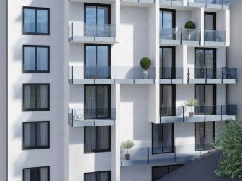 Prodej bytu 2+kk v osobním vlastnictví 47 m², Praha 5 - Smíchov
