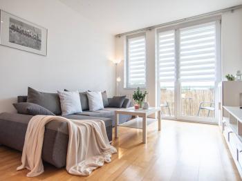 Prodej bytu 2+kk v osobním vlastnictví, 56 m2, Praha 9 - Letňany