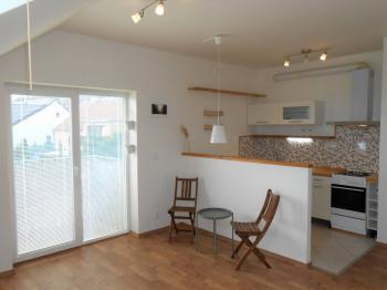 Prodej bytu 2+kk v osobním vlastnictví, 53 m2, Kanice